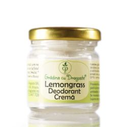 Deodorant Natural cu Lemongrass