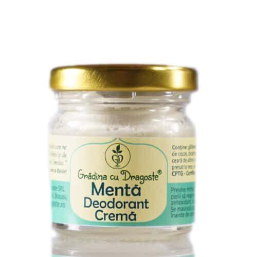 Deodorant Mentă