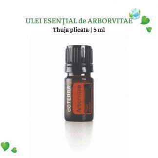 Ulei Esential Arborvitae doTerra 5 ml