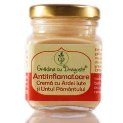 Cremă Naturală Antiinflamatoare 100 ml