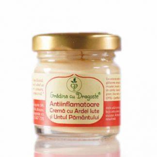 Cremă Naturală Antiinflamatoare