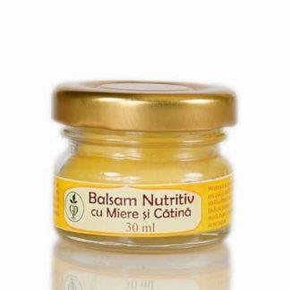 Balsam Natural Nutritiv cu Miere si Catina