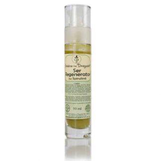 Ser Natural Regenerator cu Spirulina 50 ml