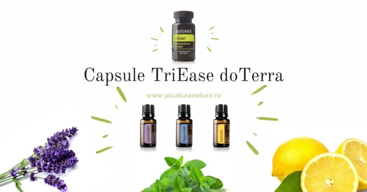 Capsue TriEase doTerra