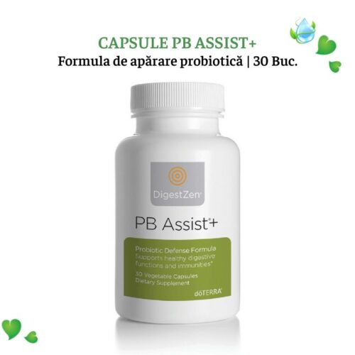 Capsule PB Assist doTerra
