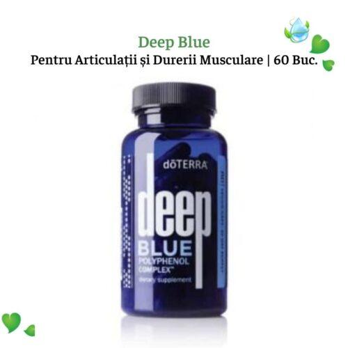 Capsule Deep Blue doTerra