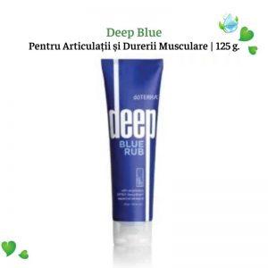 Cremă Deep Blue doTerra