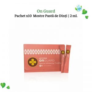Mostre Pastă de Dinți On Guard doTerra