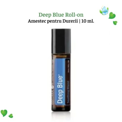 Ulei Esențial Deep Blue Roll On doTerra