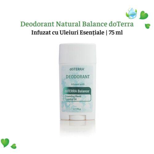 Deodorant Natural Balance doTerra