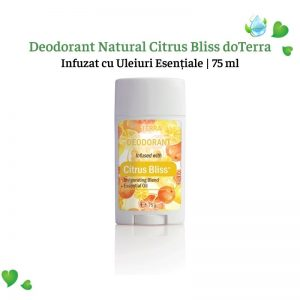 Deodorant Natural Citrus Bliss doTerra