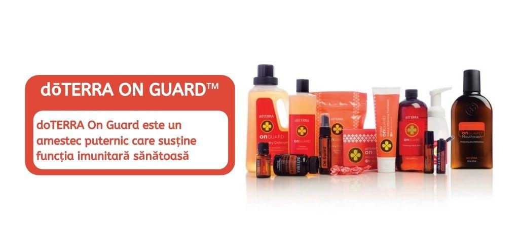 Produse doTerra On Guard