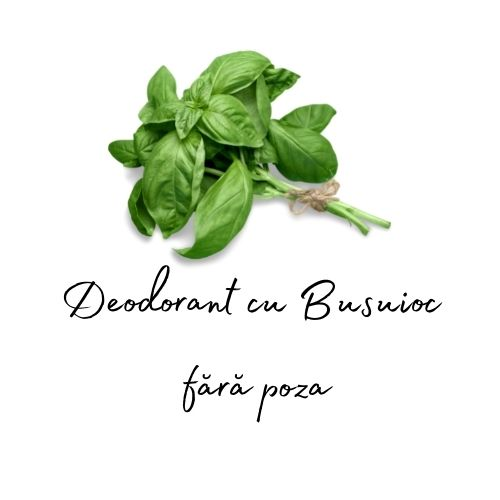 Deodorant Busuioc
