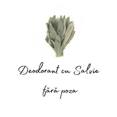 Deodorant Salvie