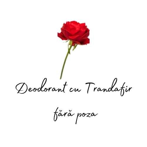 Deodorant Trandafir
