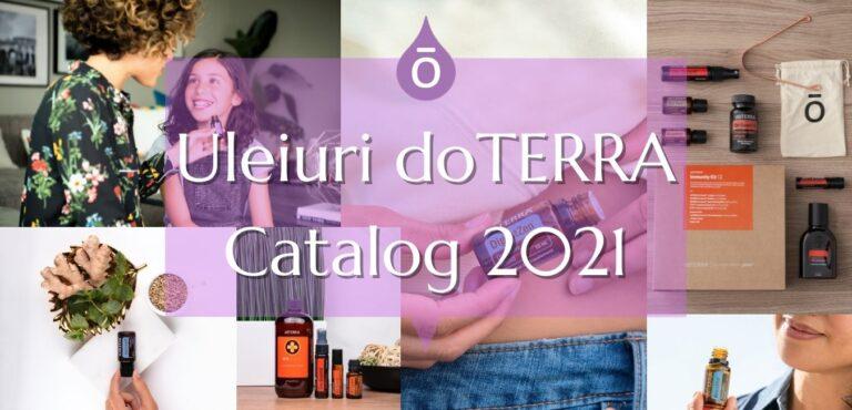 Uleiuri doTERRA Catalog 2021